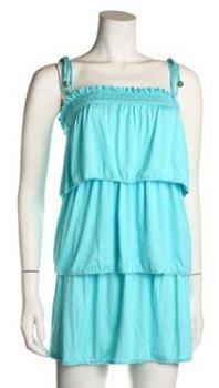 Juicy Couture Clouds Ruffle Dress